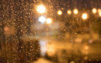Cobertura del seguro en caso de accidente por lluvia