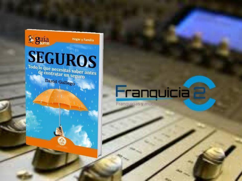 David Gallego habla sobre seguros en 'Franquicia2'